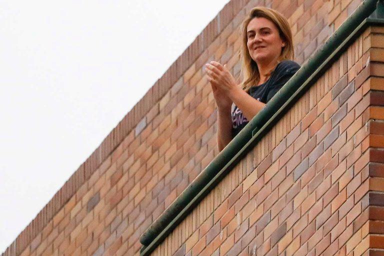 En SEMANA, Carlota Corredera estrena un espectacular ático de lujo en Madrid