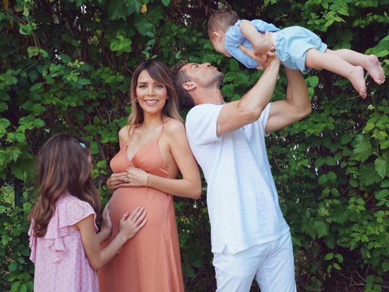 David Bisbal desvela cómo está llevando su segundo embarazo Rosanna Zanetti