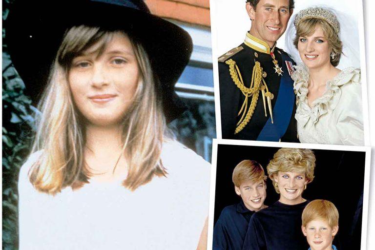 Diana de Gales: la tragedia que apagaron sus bellos ojos azules