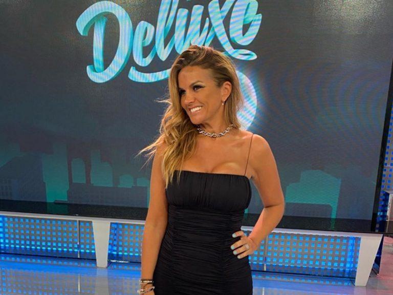 El vestido de luto de Marta López con el que se despide de Telecinco