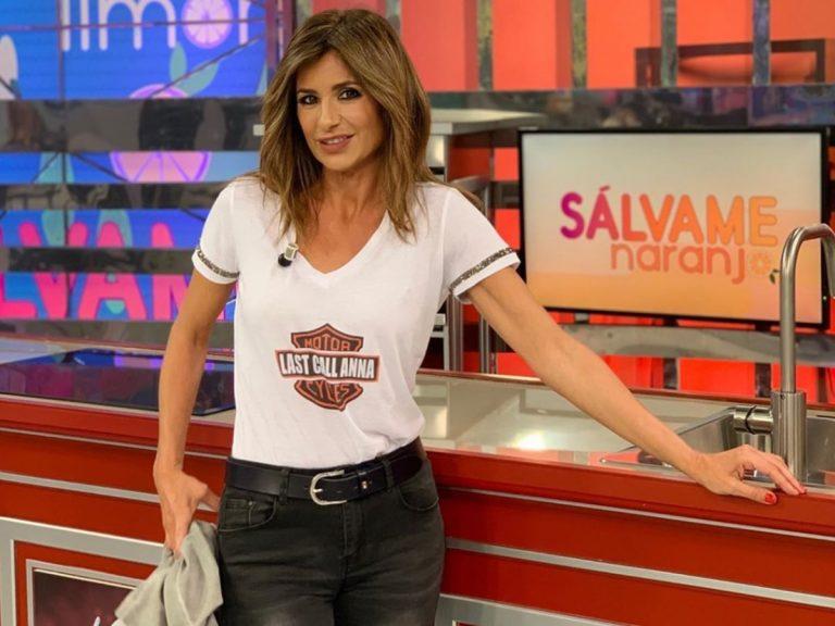 Gema López consigue crear los mejores looks a partir de las camisetas más juveniles