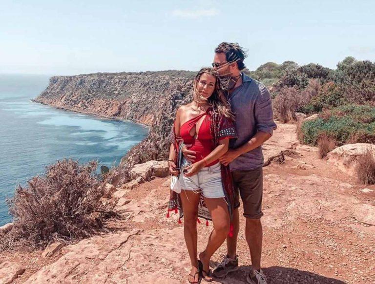 Los emotivos mensajes de Elena Tablada a Javier Ungría y su hija Ella