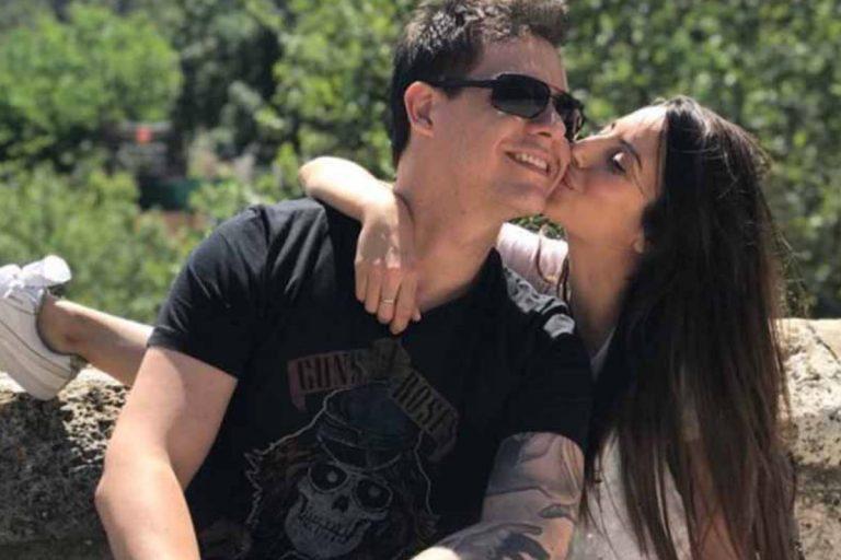 Christian Gálvez y Almudena Cid celebran una década de amor: El detalle inédito de su boda