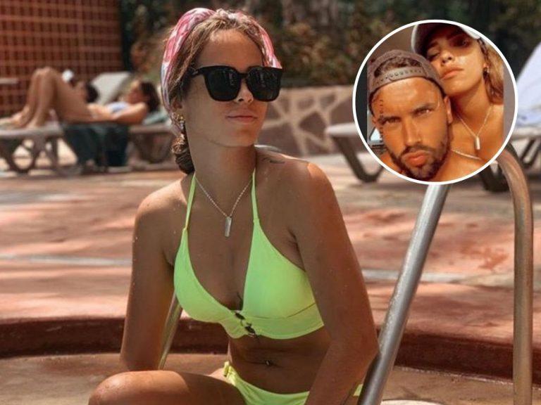La hoja de ruta de las vacaciones de Gloria Camila Ortega y su novio