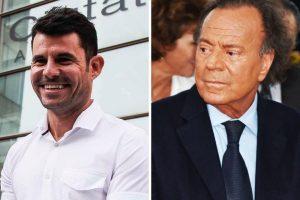 La petición de Javier Santos a Julio Iglesias: «Aún tiene la oportunidad de conocer a su nieta»