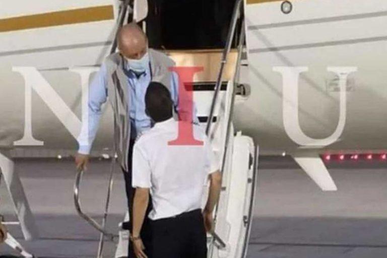 Primera imagen del rey Juan Carlos en Abu Dhabi tras su decisión de marcharse de España