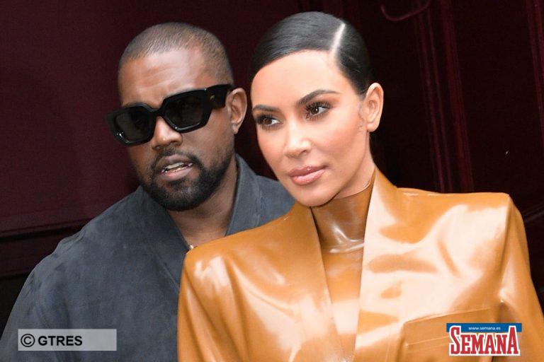 Kim Kardashian y Kanye West hacen vidas separadas desde hace más de un año