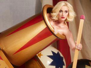 Katy Perry muestra la excéntrica habitación rosa de su futura hija