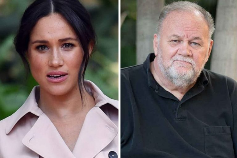 El nuevo disgusto de Meghan Markle: La amenaza de su padre para poder ver a Archie