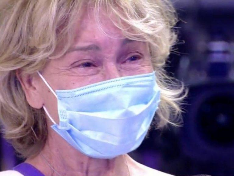 Mila Ximénez regresa por sorpresa a 'Sálvame': «Tengo muchísimas ganas de vivir»
