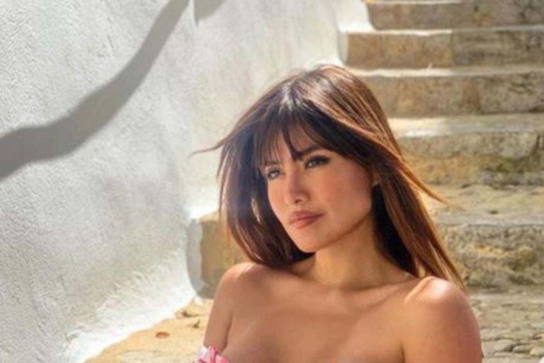 Miriam Saavedra recibe en directo la noticia errónea de que su padre había muerto