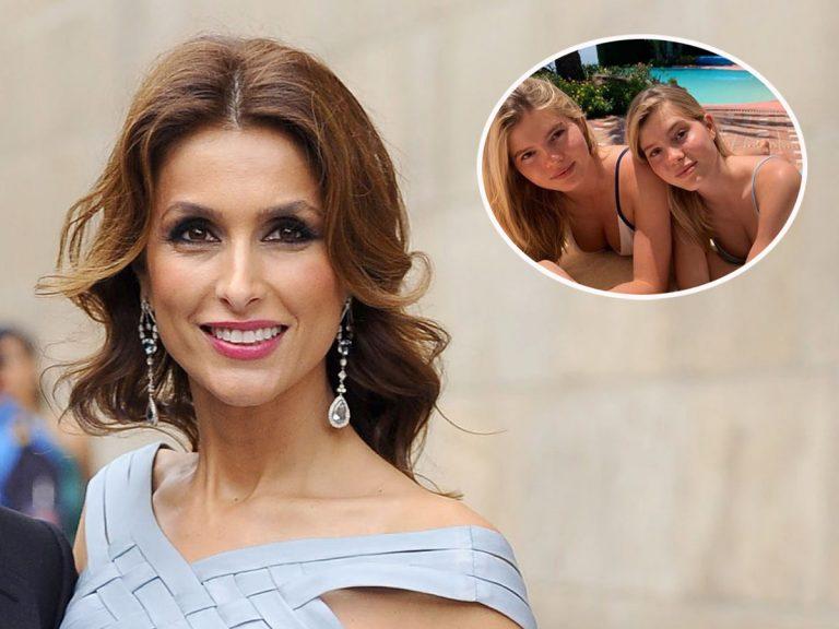 Así se ha fraguado la intensa amistad entre Paloma Cuevas y las hijas de Julio Iglesias
