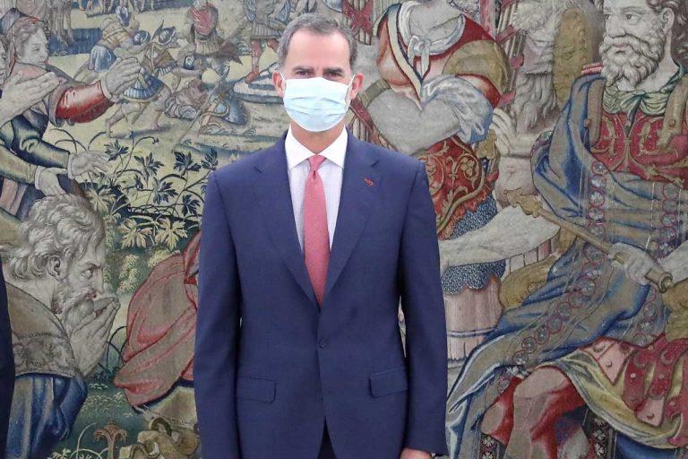 El Rey Felipe, en un momento delicado antes de sus vacaciones en Mallorca