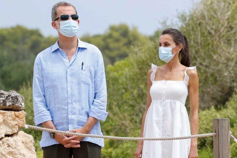 Los Reyes Felipe y Letizia, escapada a Menorca solo para dos