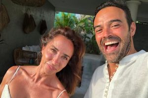 Descubrimos el destino en el que María Patiño celebra su segundo aniversario de boda