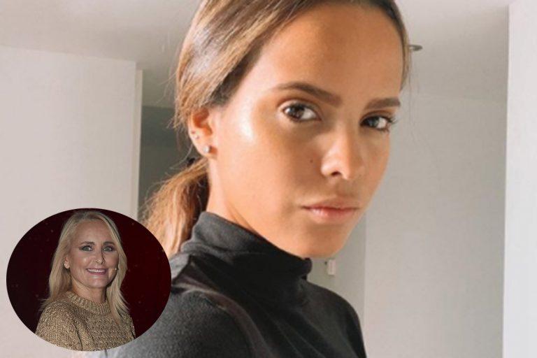 Gloria Camila Ortega declara la guerra a Lucía Pariente, madre de Alba Carrillo: «Amargada»