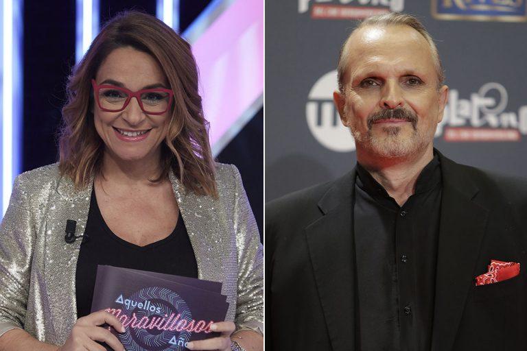 Toñi Moreno revela que Miguel Bosé le hizo llorar