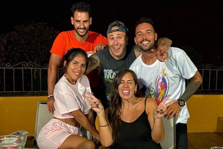 Kiko Rivera, Isa Pantoja, Anabel… reencuentro familiar en Cantora: «¡Por fin todos juntos!»