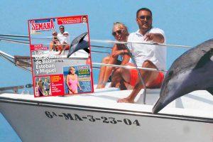 En SEMANA, las fotos exclusivas de las vacaciones de Belén Esteban y Miguel Marcos