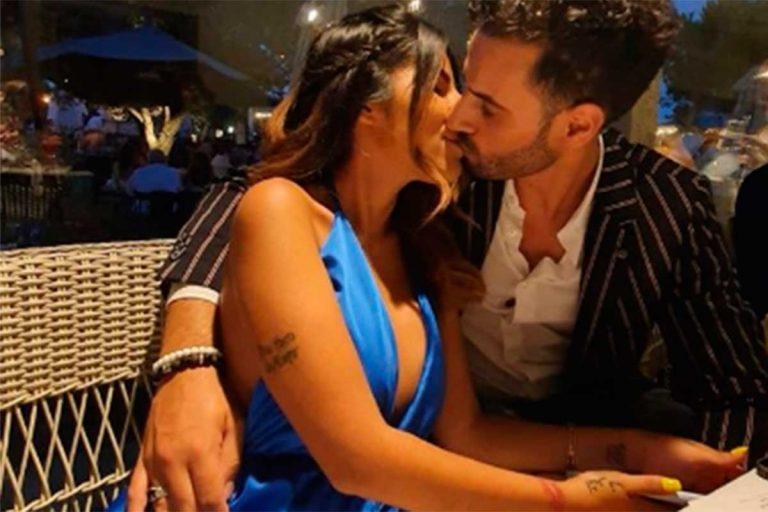 Chabelita Pantoja y Asraf Beno anuncian que amplían la familia