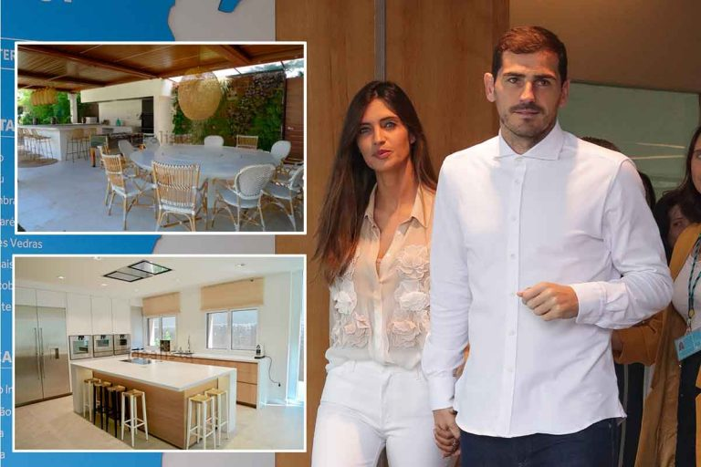 Iker Casillas y Sara Carbonero han alquilado su casa de La Finca: todas las fotos