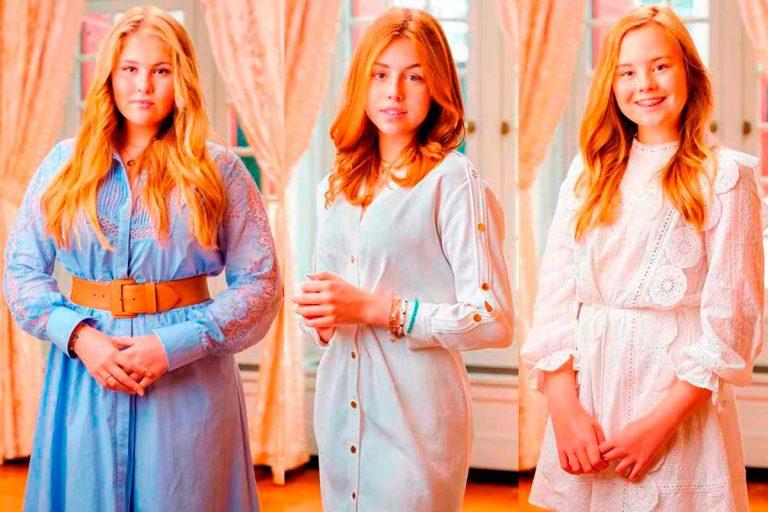 Las hijas de Máxima de Holanda crecen ¿y le hacen sombra?