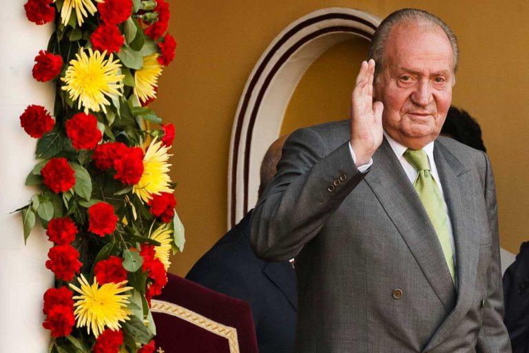 Los amigos del Rey Juan Carlos salen al rescate