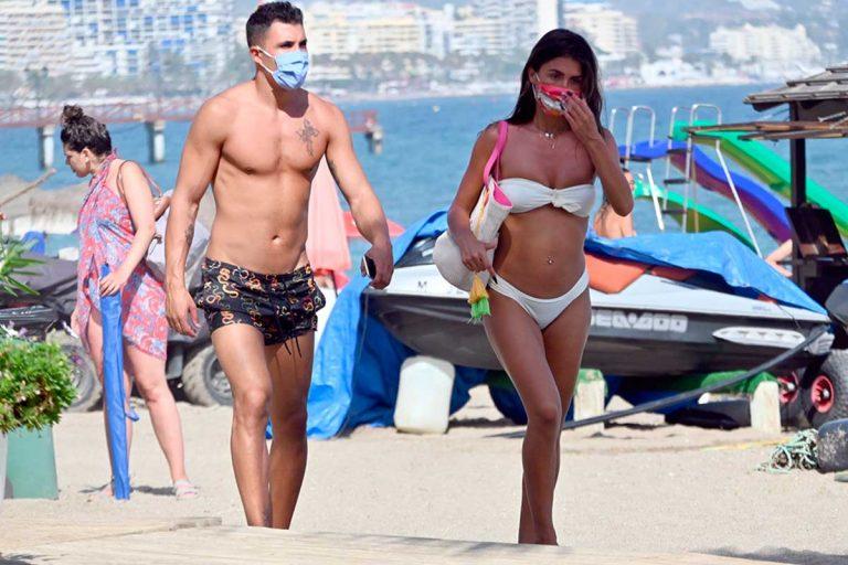 Las vacaciones de Sofía Suescun y Kiko Jiménez en medio de rumores de infidelidad