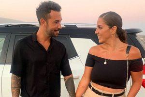 Anabel Pantoja sorprende a Omar Sánchez con un gran regalo por su 30 cumpleaños
