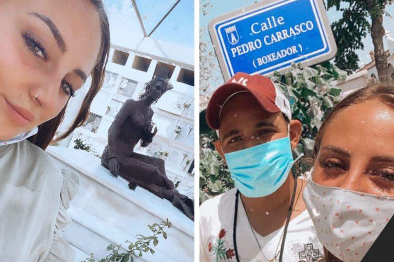 Rocío y David Flores, su vuelta a sus orígenes: Recuerdan a Rocío Jurado y Pedro Carrasco en sus «visitas con encanto»