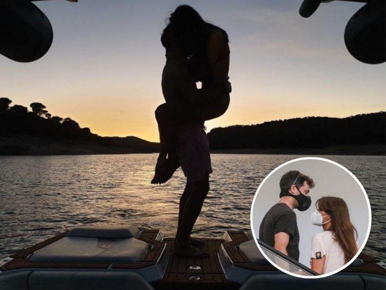 La escena más apasionada de Sonia Ferrer y Pablo Nieto tras confirmarse su relación