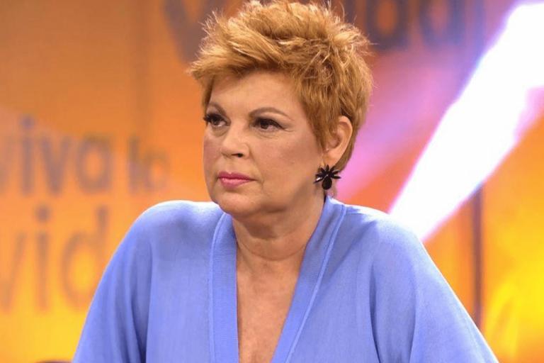 El enfado de Terelu Campos: Amenaza con dejar 'Viva la Vida'
