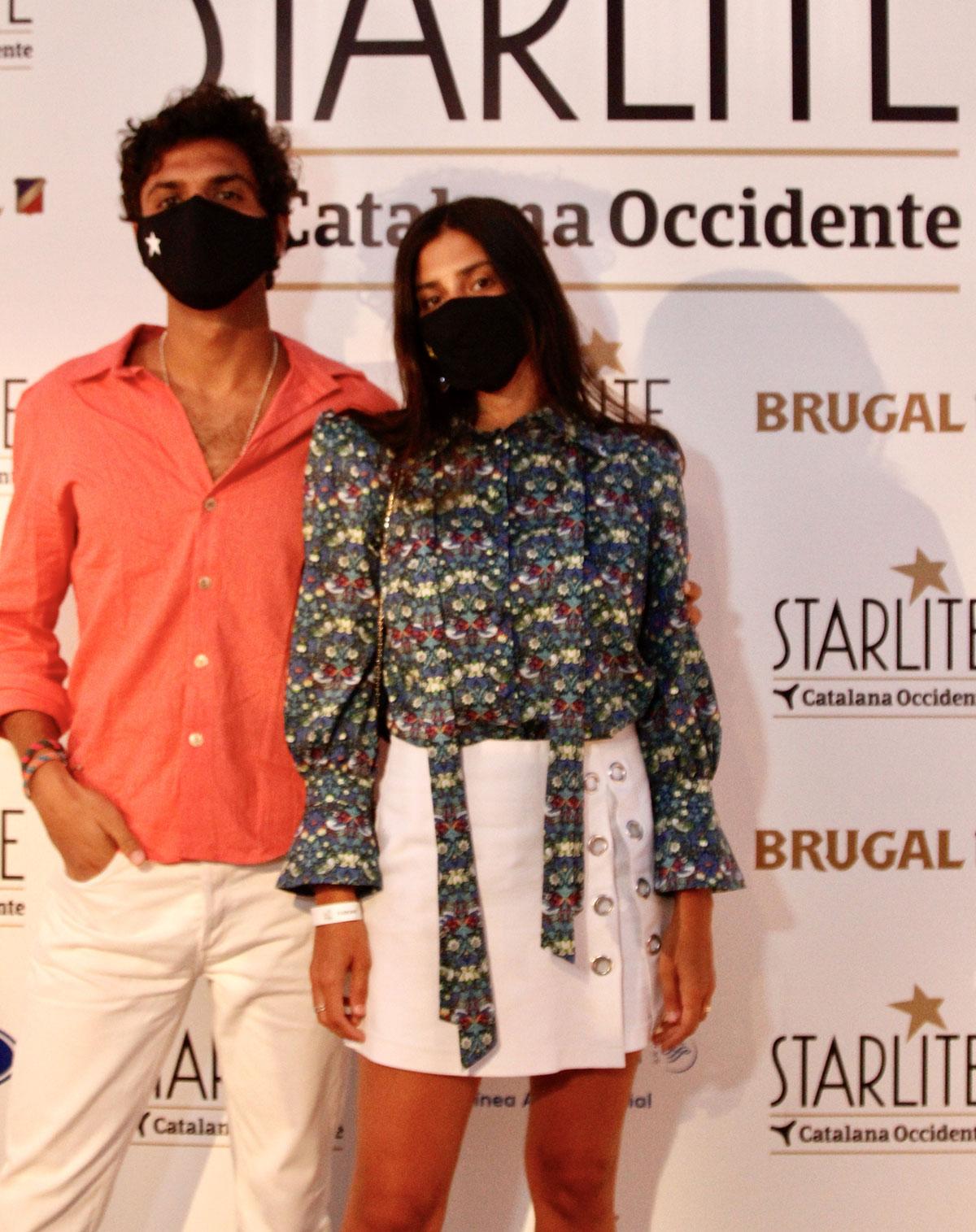 Tomás Páramo & María García