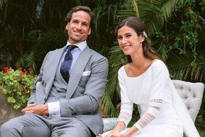 Sandra Gago y Feliciano López: Así ha sido su primer año como marido y mujer