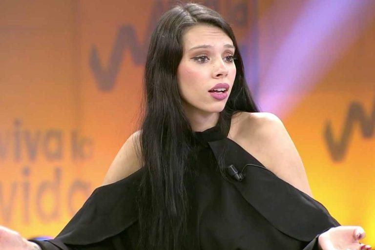 Fotos del día: el radical cambio de look de Alejandra Rubio (ni morena ni rubia)