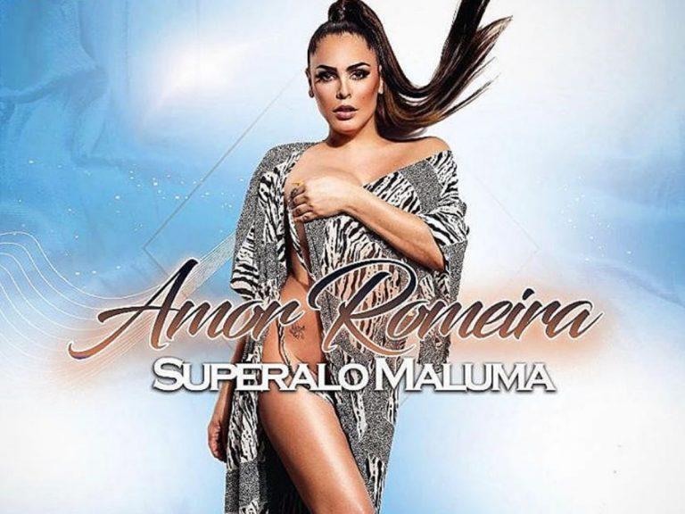 Amor Romeira le canta a Maluma tras su 'ruptura': ¿lo escuchará?