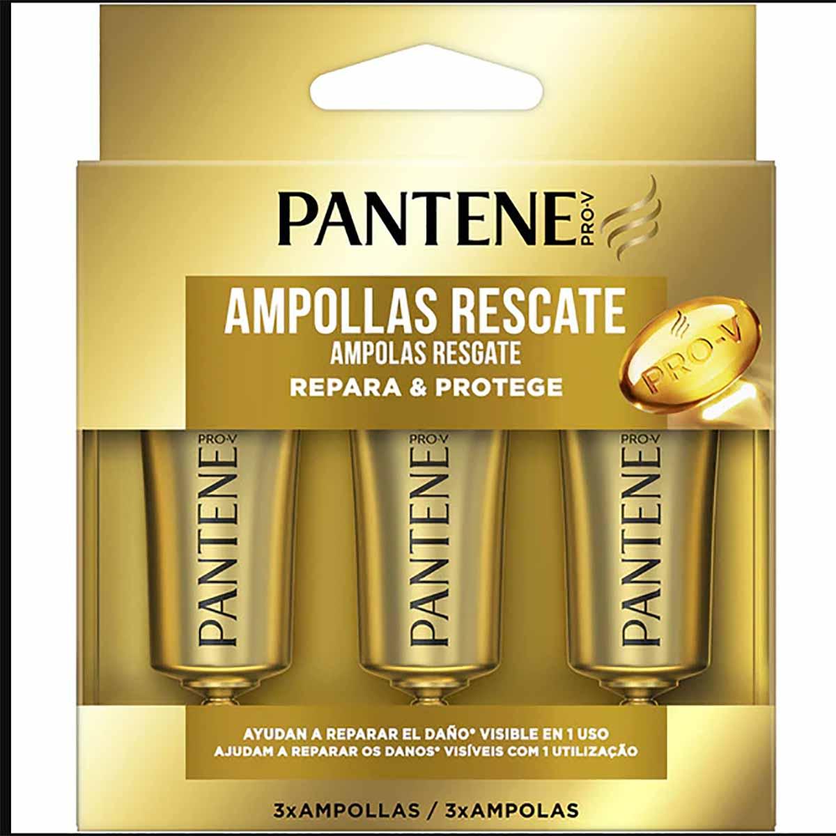 Ampollas rescate de Pantene 4,85 euros