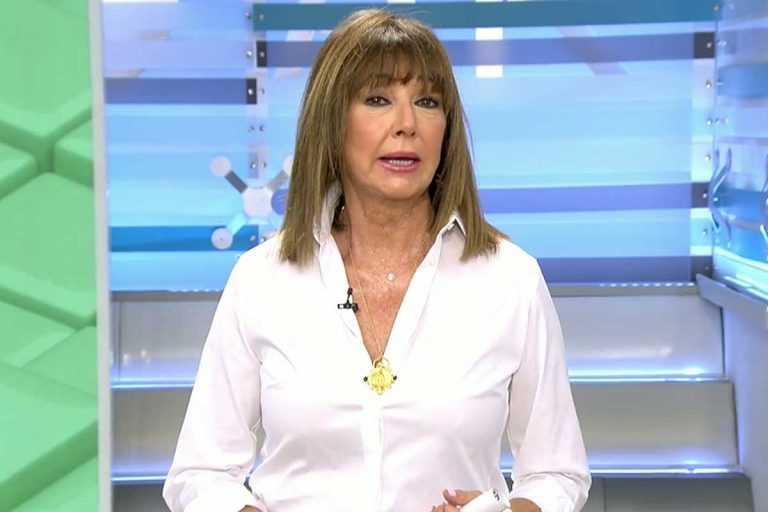 Ana Rosa Quintana vuelve al trabajo: este es su nuevo look