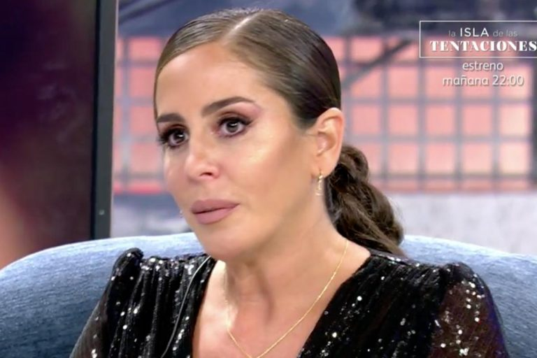 Anabel Pantoja, rota tras el estallido de Kiko Rivera contra su madre