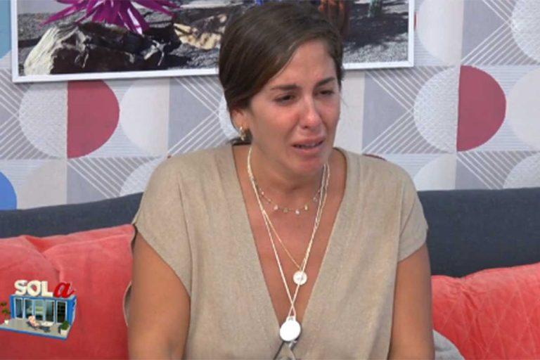 La broma pesada de Jorge Javier Vázquez que hizo llorar (mucho) a Anabel Pantoja