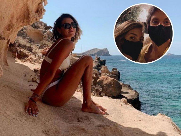 Las fotos de las vacaciones de Anna Ferrer Padilla y su novio en Ibiza