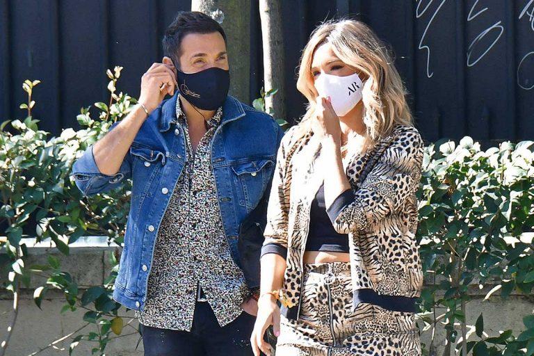 En SEMANA, Antonio David Flores y Marta Riesco, así se comportan detrás de las cámaras