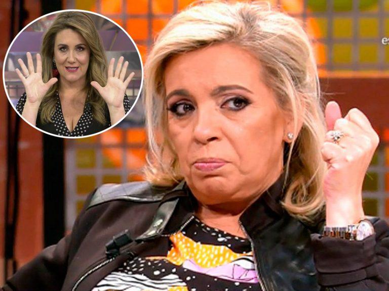Carmen Borrego desmiente a Carlota Corredera y defiende la libertad de María Teresa Campos