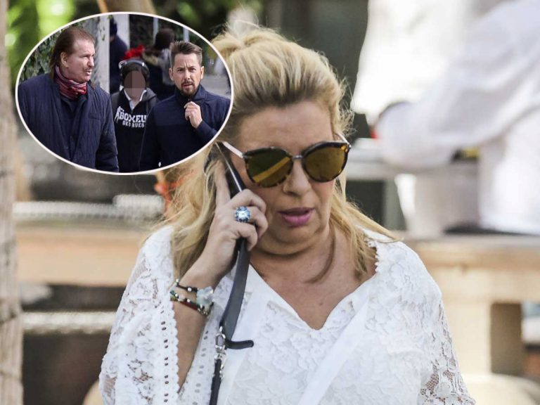 La extraña llamada de Carmen Borrego a Alexis Legard que ha provocado su indignación