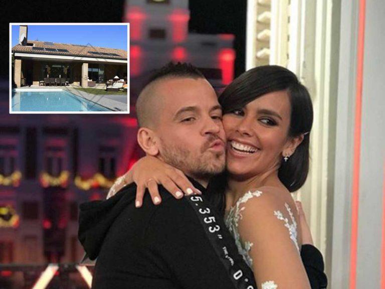 La espectacular casa de Cristina Pedroche y David Muñoz por la que pagan 9.500 euros al mes
