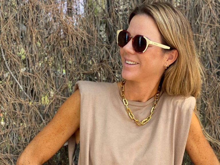 La camiseta favorita de Amelia Bono es de Zara y cuesta 12,95 euros