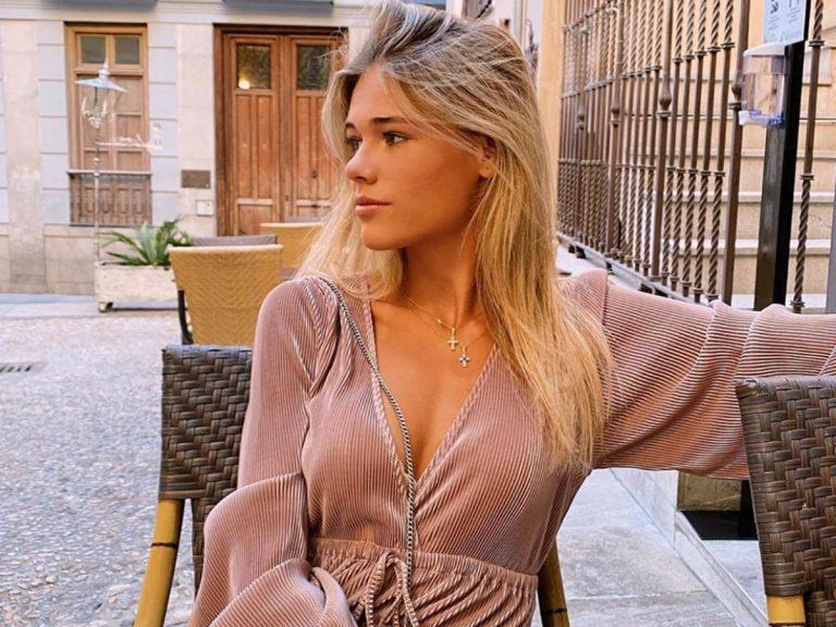 Ana Soria ya lleva la camisa que será tendencia este otoño