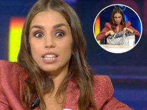 ¿Qué lleva Elena Furiase en su bolso? La actriz enseña su (sorprendente) contenido