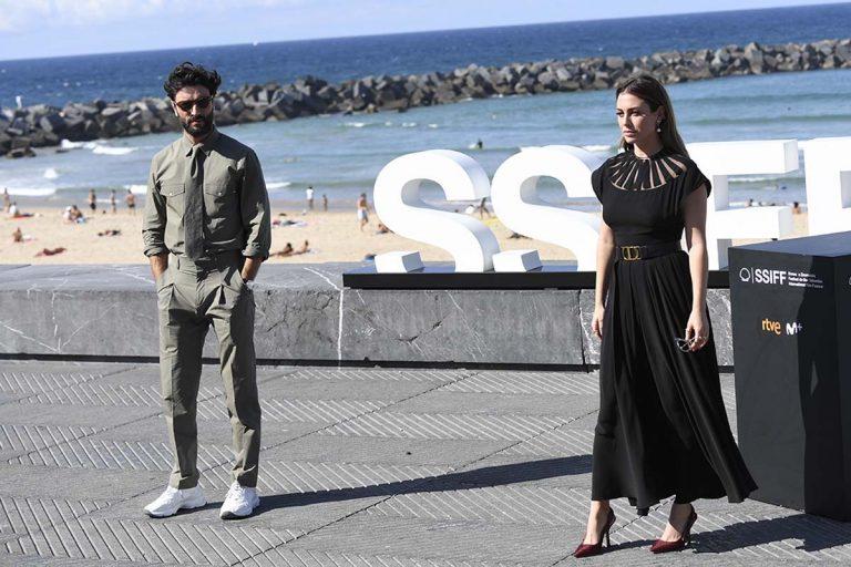Blanca Suárez y Javier Rey derrochan complicidad en su primera aparición pública como pareja