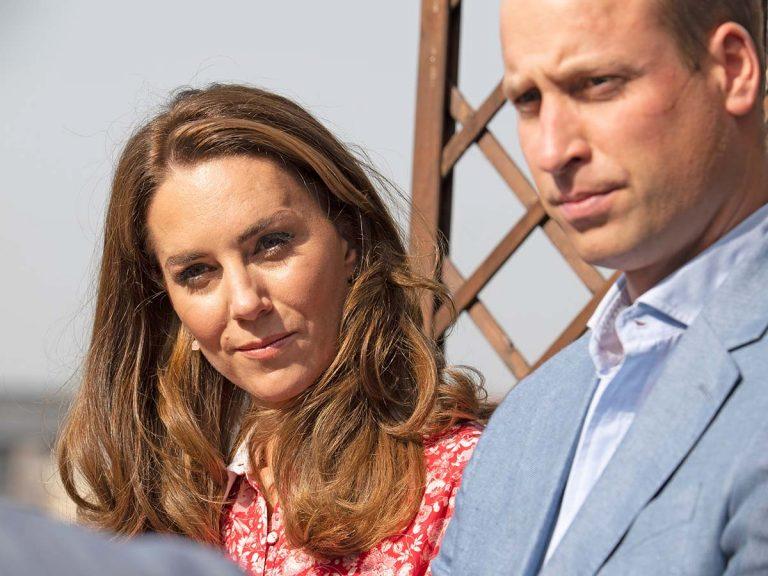 El príncipe Guillermo se olvida de su hija Charlotte y Kate Middleton se lo reprocha en público